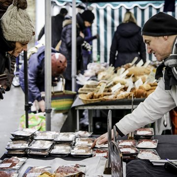 Ealing farmers market