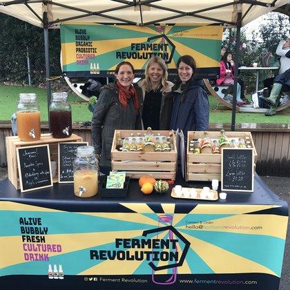 Ferment Revolution stall