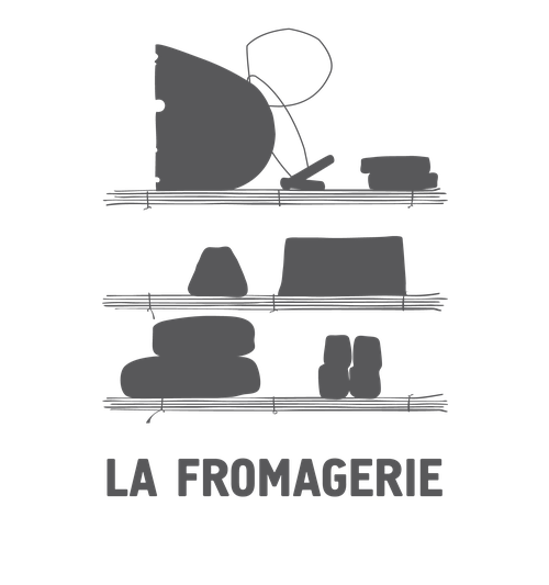 la fromagerie logo