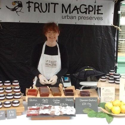 Fruit Magpie