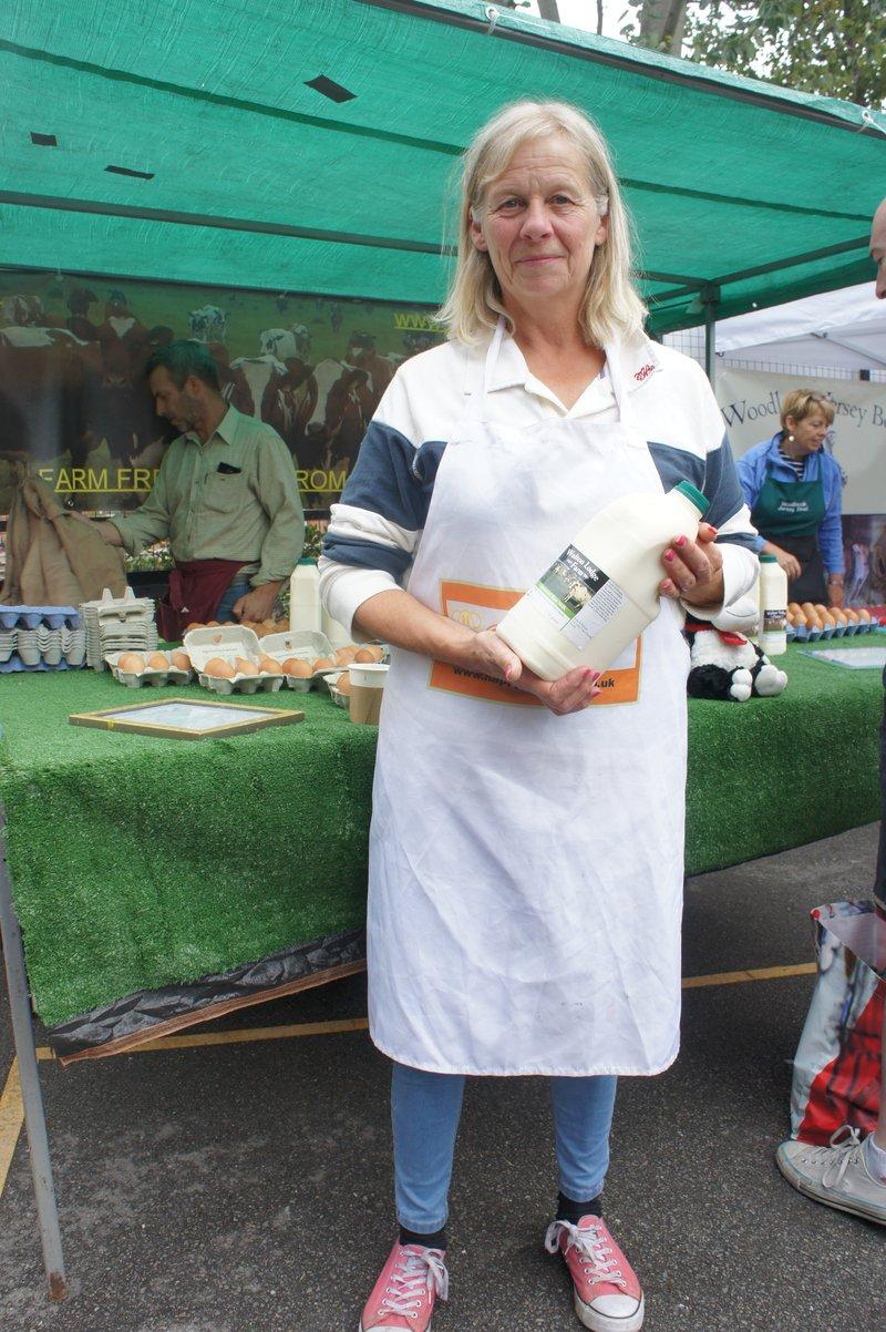 Happy Cow Farm, Carole Ikin