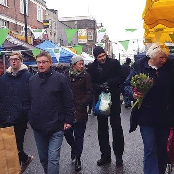 Islington Farmers Market