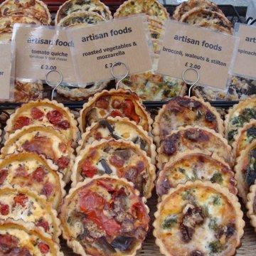 Jan 2010 artisan food cu quiches