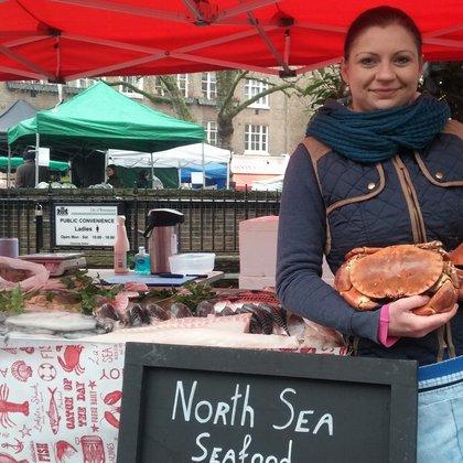 North Sea Seafood, David Jennings