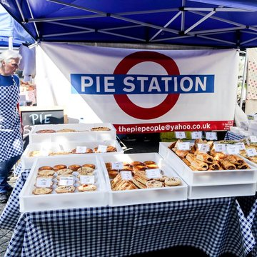 The Pie Station