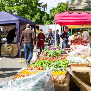 Twickenham farmers market