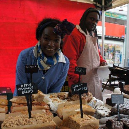 colga parker stall Sept 2012