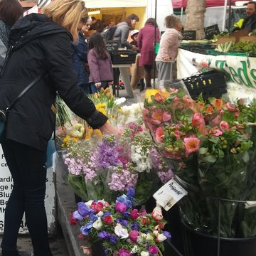 Swiss Cottage Farmers Market