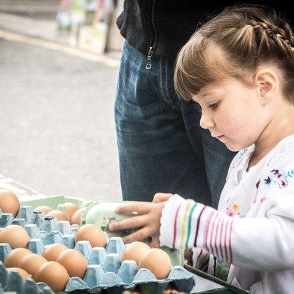 Harvest Moon eggs