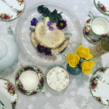urban cordial elderflower cake