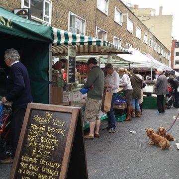 South Kensington Bute Street
