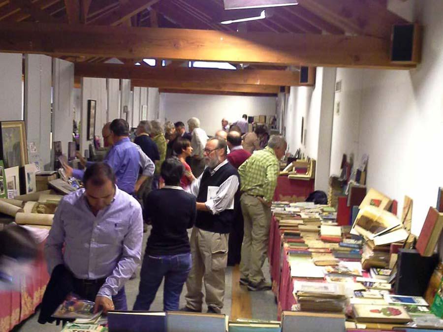 Venta libri antichi a Verrès