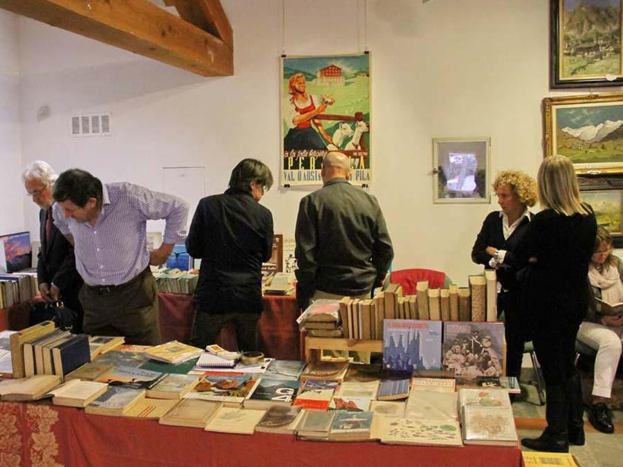Donati libri a Verrès