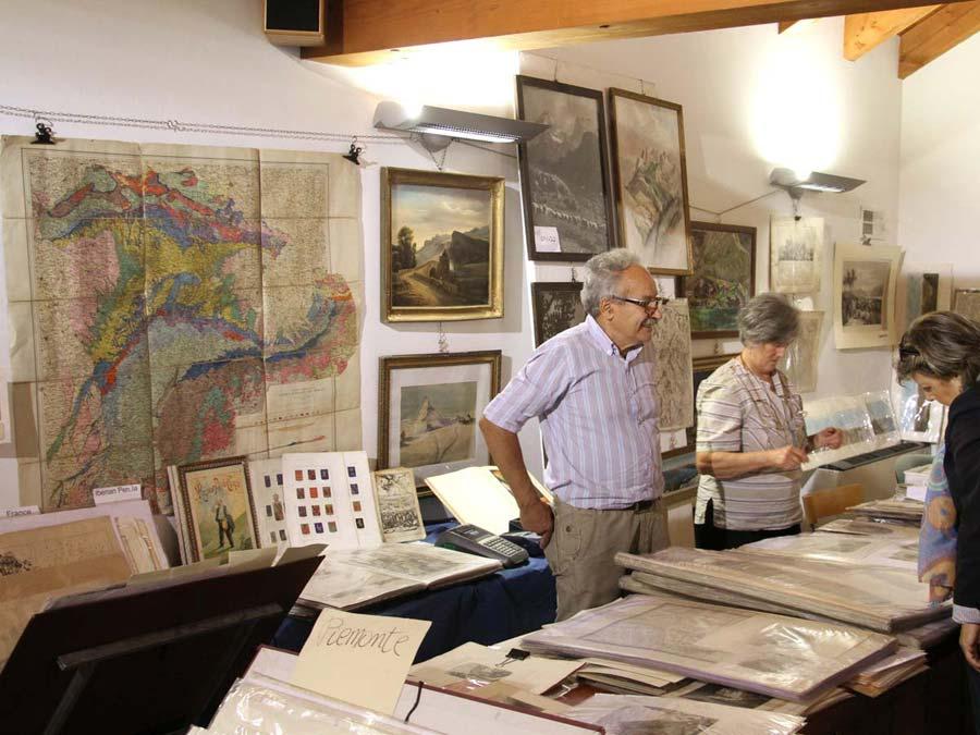 Mostra stampe e libri antichi a Verrès