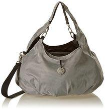Lässig LSB174139 Gold Label Shoulder Bag, metallic silver