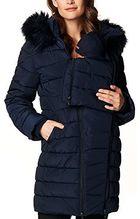 Noppies Damen Jacke Jacket Anna, Blau (Dark Blue C165), 42 (Herstellergröße: XL)