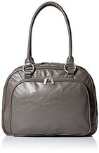 Lässig Tender Multizip Bag Wickeltasche/Babytasche inkl. Wickelzubehör, mud