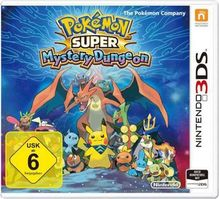 Pokémon Super Mystery Dungeon Nintendo 3DS
