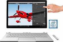 Microsoft Surface Book (PA9-00010) Convertible Notebook, Intel® Core™ i7, 34 cm (13,5 Zoll), 1 TB