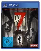 Telltale Games Playstation 4 - Spiel »7 Days to Die«