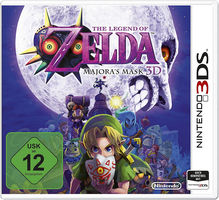 The Legend of Zelda: Majoras Mask 3D Nintendo 3DS