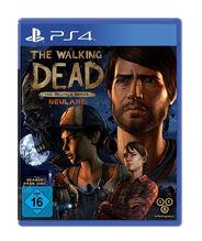 Telltale Games Playstation 4 - Spiel »The Walking Dead - The Telltale Series: Neuland«