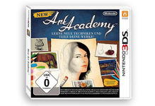 New Art Academy Nintendo 3DS