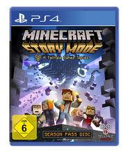 Telltale Games Playstation 4 - Spiel »Minecraft: Story Mode«