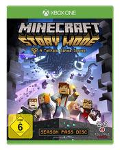 Telltale Games XBOX One - Spiel »Minecraft: Story Mode«