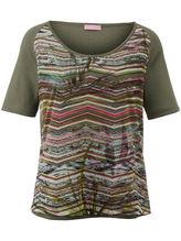 Strick-Shirt Basler mehrfarbig Größe: 40