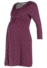 JoJo Maman Bébé Jerseykleid pink/black