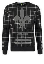 Criminal Damage Sweatshirt black/multi