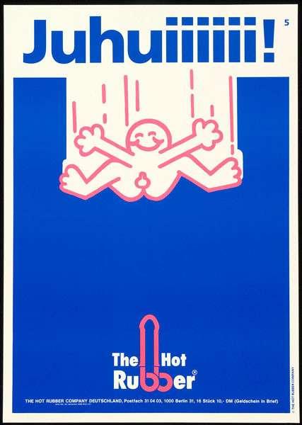 Плакат борьбы со спидом