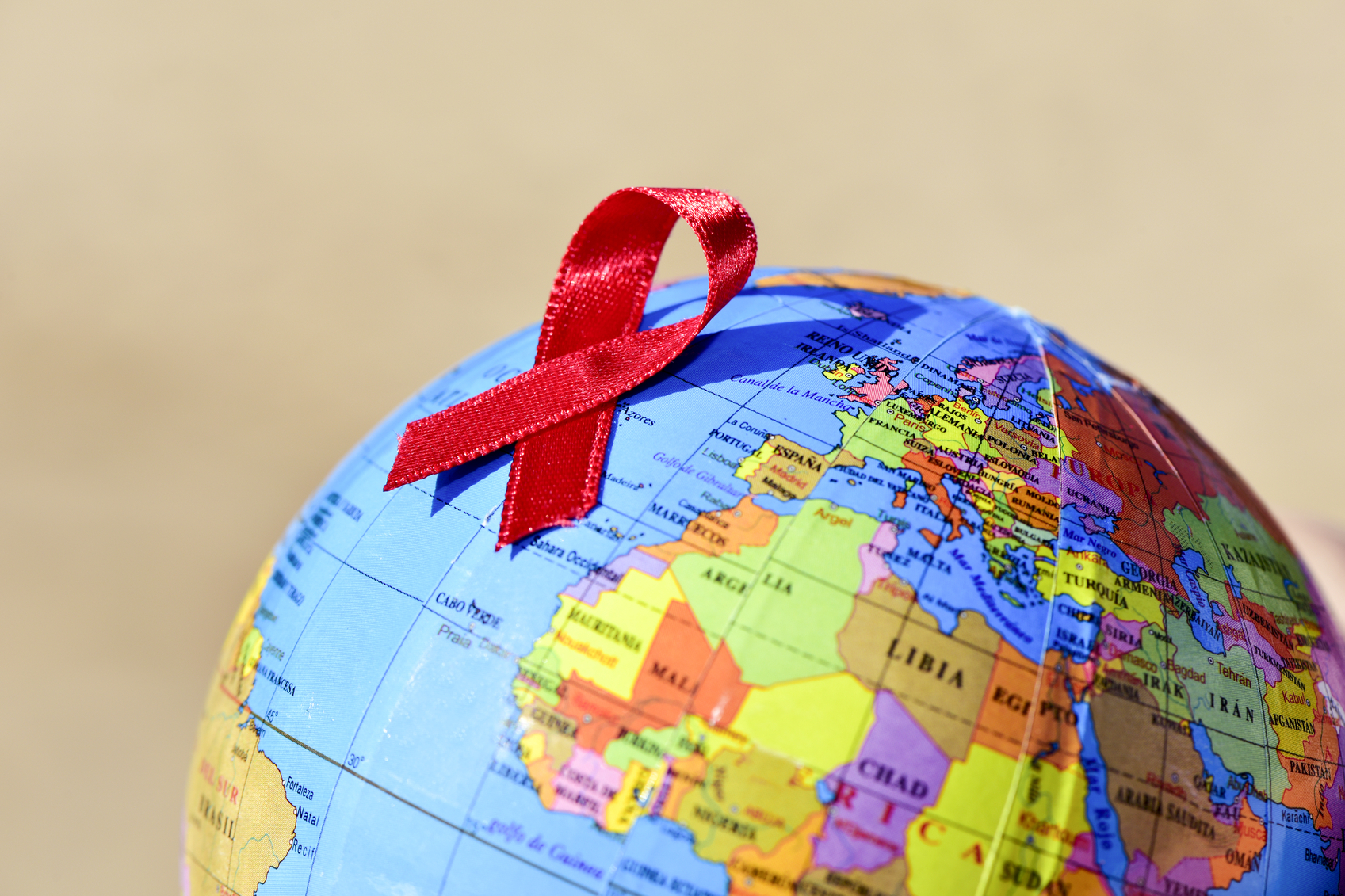 Russia accounts for majority of new HIV cases in Europe