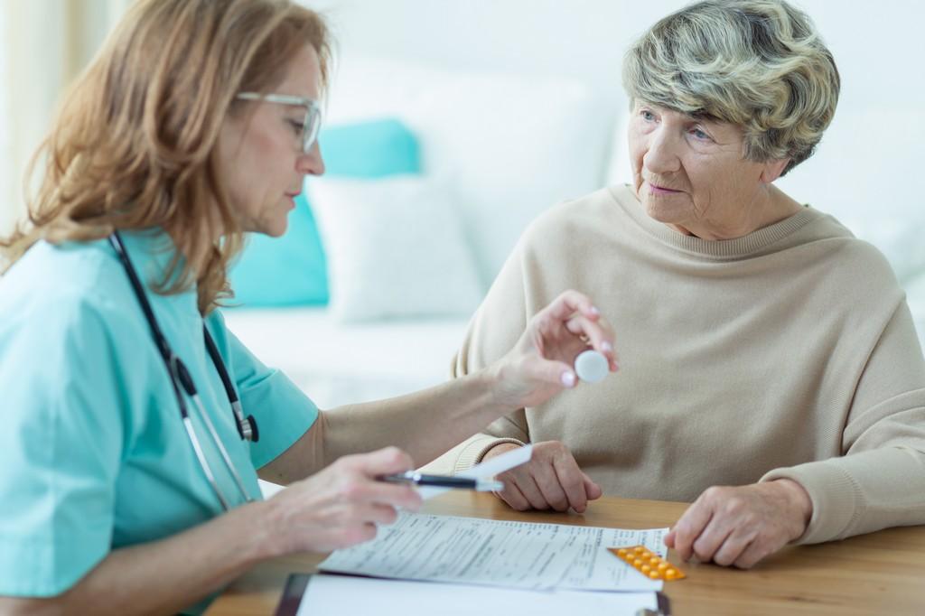 Пожилым женщинам чаще назначают ненадлежащие препараты