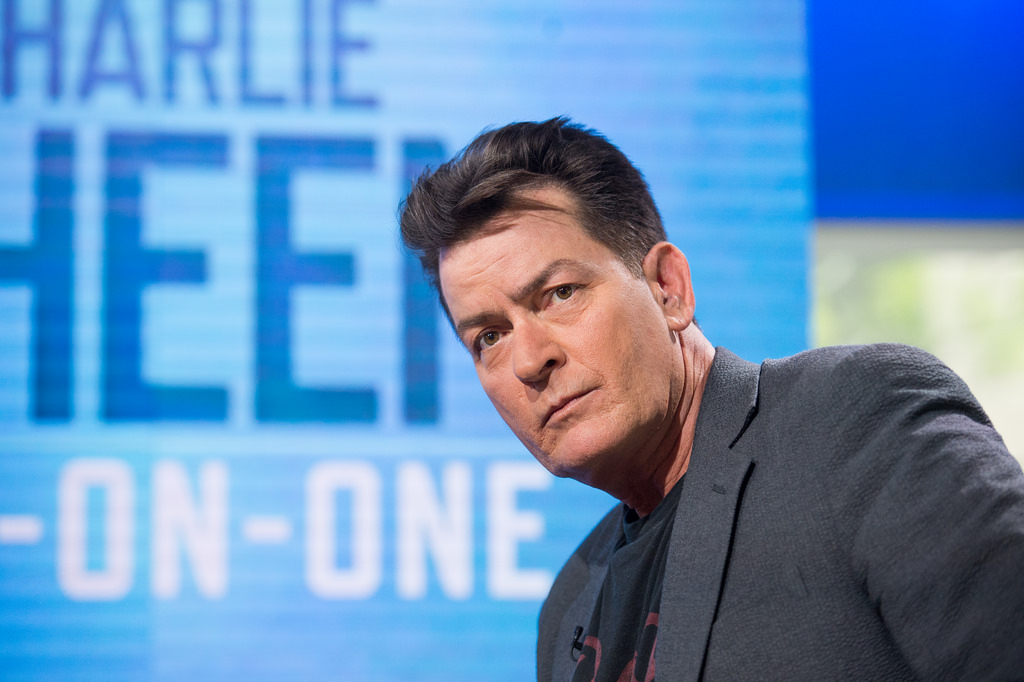 "Charlie Sheen Says Other Hollywood Stars Are HIV Positive: ""I Know Who They Are."""
