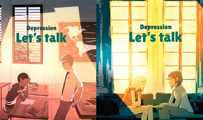 World Health Day 2017: The Theme Is 'Depression: Let's Talk'