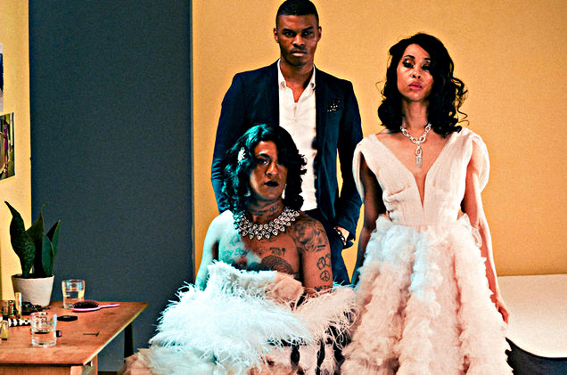 Mykki Blanco Premieres 'Hideaway' Clip For National Youth HIV/AIDS Awareness Day