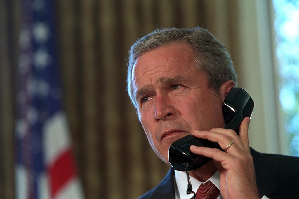 George W. Bush Forewarns Trump For Cutting AIDS Funding