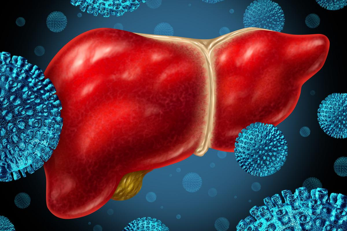 Viral suppression protects against long-term liver damage caused by older HIV drugs
