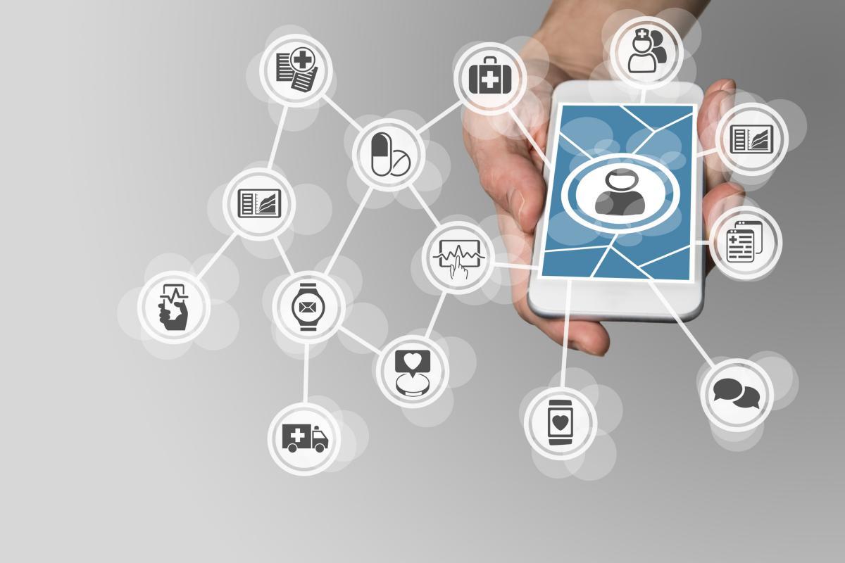 Мобильное здравоохранение способно трансформировать уход за ВИЧ-позитивными