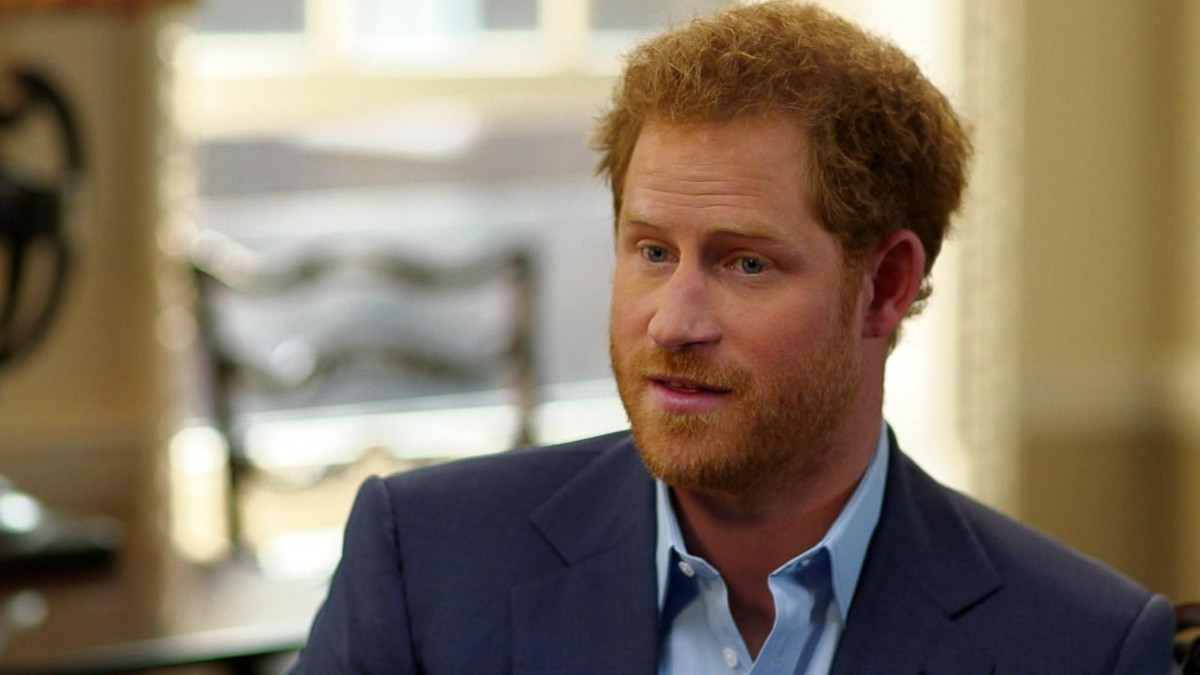 Prince Harry in BBC documentary about HIV/AIDS