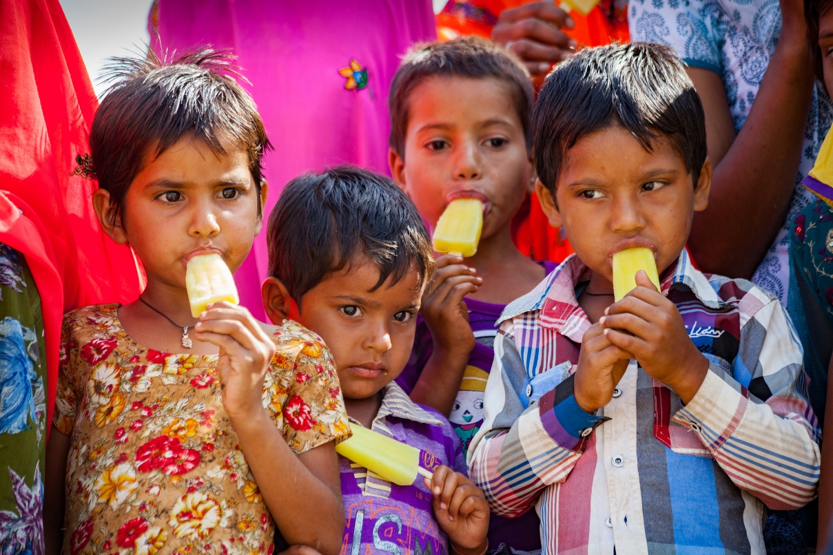 Indian Kids Will Get Sweet Flavored TB Medicines