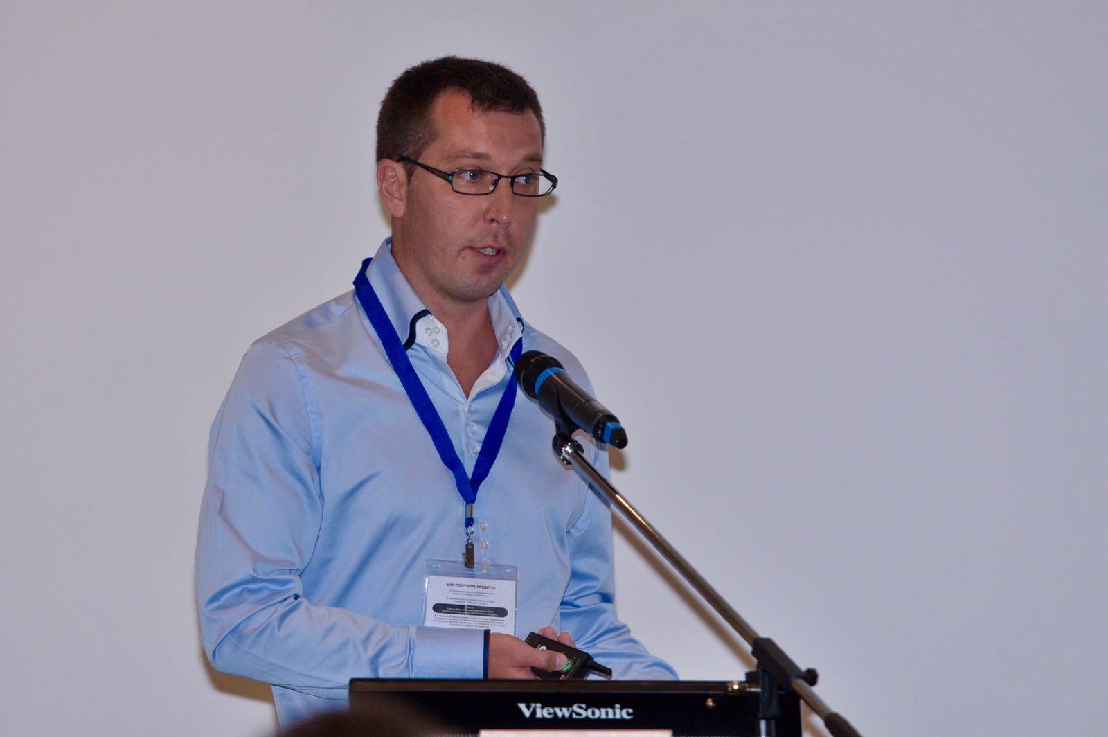 Алекс Шнайдер рассказал о развитии электронных сервисов для людей, живущих с ВИЧ