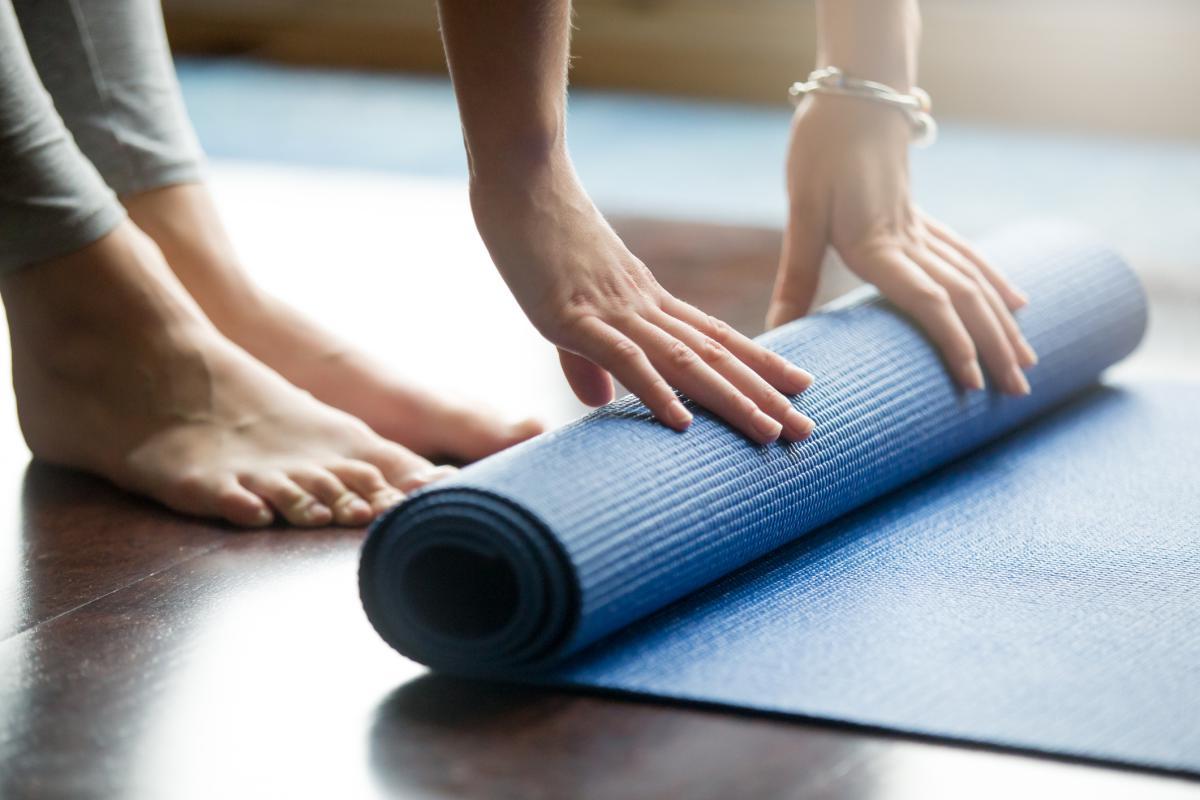 Life4me+Sport: йога по воскресеньям