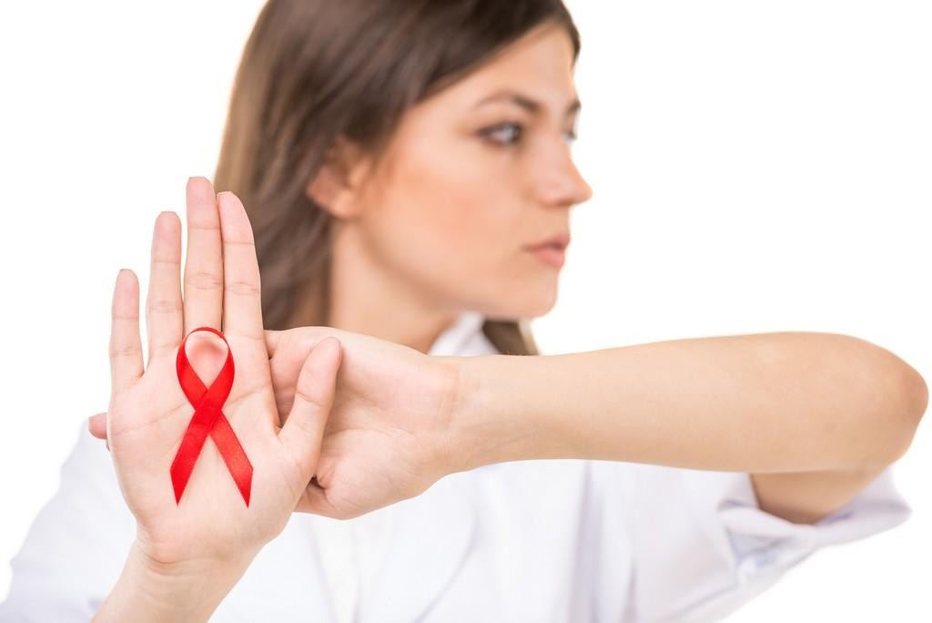 Silence kills! Say NO to discrimination of HIV-positive people!