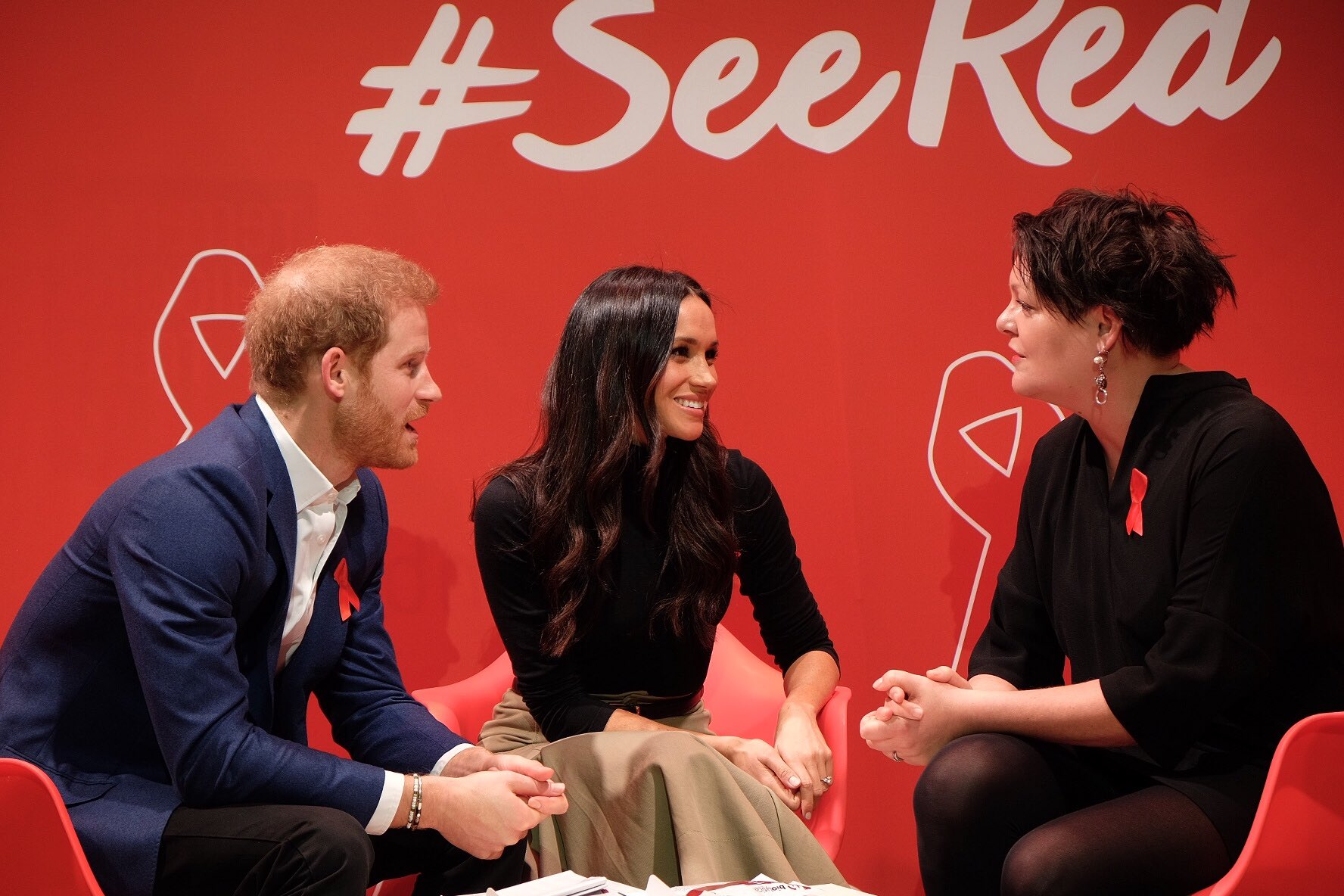 Prince Harry and Meghan Markle choose AIDS charity for first joint official visit - 图片 1