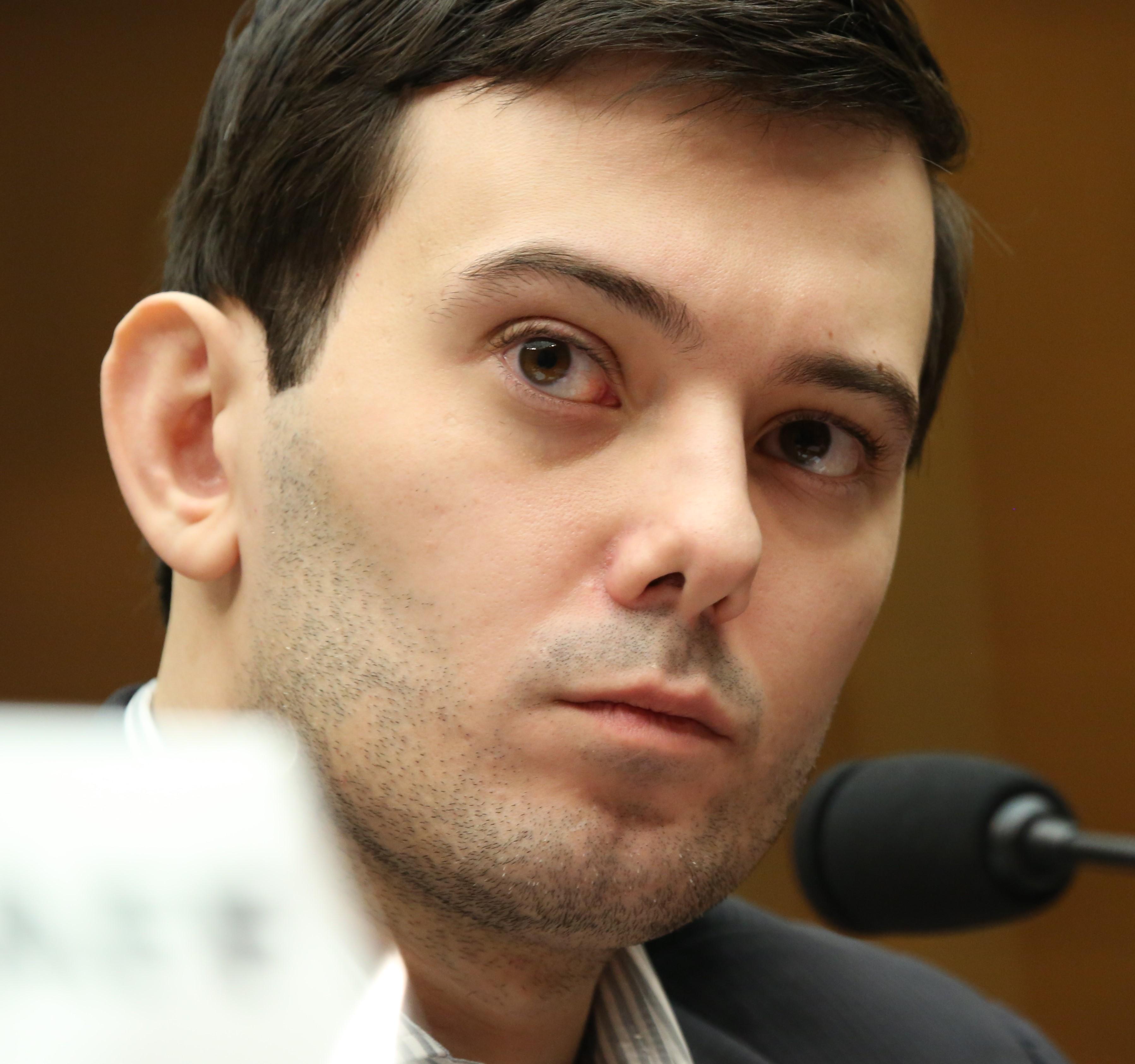 «Самому ненавистному бизнесмену США» грозит 20лет тюрьмы