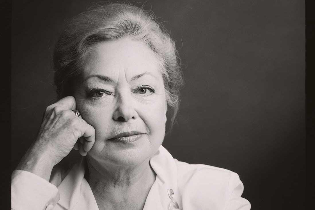 Mathilde Krim, AIDS research pioneer, dies at 91
