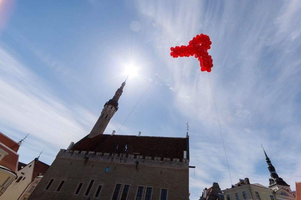 Эстонская Сеть людей, живущих с ВИЧ, призвала сообщества и власть объединить усилия для достижения глобальных целей ЮНЭЙДС
